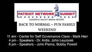 Patriot Network Summit