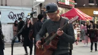 기타리스트 정선호 미션임파서블 mission impossible