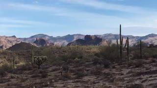 Freedom! Arizona Target Shooting - Queen Valley