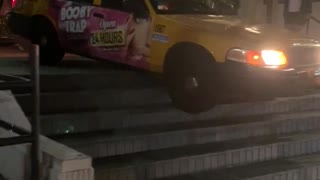 Taxi Takes the Stairs