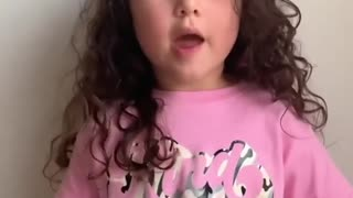 Special Song from a Sweet Kid