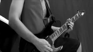 AMAZING ELECTRIC GUITAR SOLO