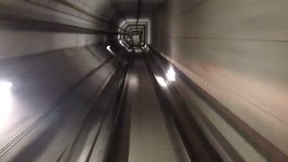 Tunnel Track with Speed