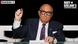 How DEMOCRATS Are Rooting AGAINST YOU - Rudy Giuliani - Ep. 99