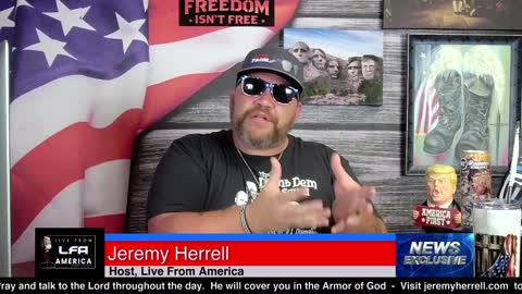 Live From America 6/7/21 5pm Monday Evening. REPLAY/RECORDED VERSION