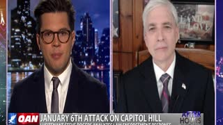 After Hours - OANN Police Response to January 6 with Lt. Steve Rogers
