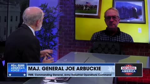 Securing America with Maj. Gen. Joe Arbuckle - 09.07.21
