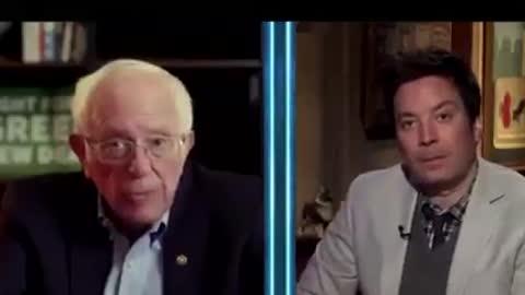Bernie slips out the plan