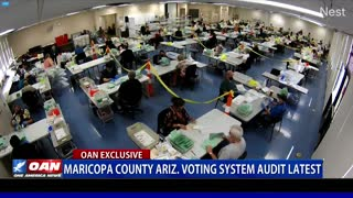 Maricopa County, Ariz. voting system audit latest