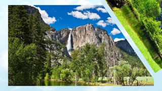 Yosemite in all it's majesty