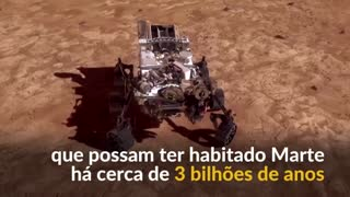 NASA probe makes historic landing on Mars