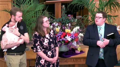 Sunday Morning Service - April 4, 2021