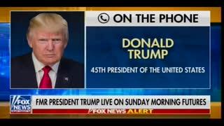 President Trump OWNS FOX News Hack Chris Wallace During FOX News Interview