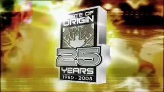 State of origin rugby league
