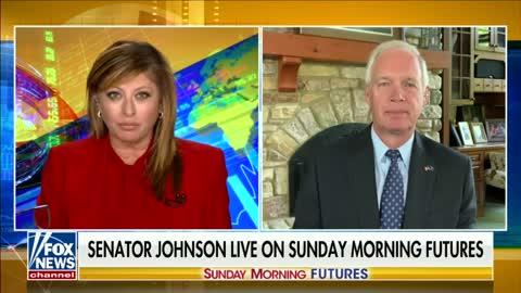 Senator Johnson on Sunday Morning Futures 7.25 (1/2)
