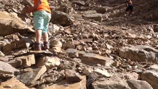 Mountain Climbing in AB
