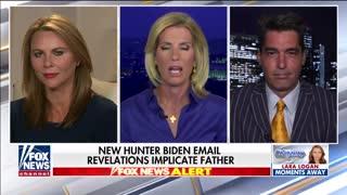 Laura Ingraham: New Hunter Biden Email Revelations Appear to Implicate Joe