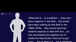 NHS Whistleblower Speaks out about CoVid19 Vaccine