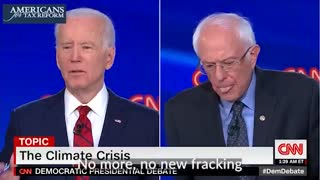 Truth about Biden & Fraking