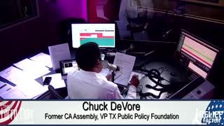Chuck DeVore Explains the Texas Power Outages