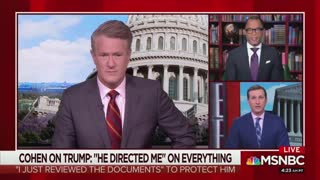 Daniel Goldman on Morning Joe: Trump Committed a Felony to Win the Presidency