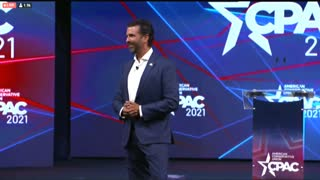 CPAC Donald Trump Jr. gives passionate speech