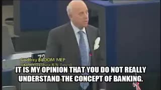 Warrior speaks out against central banking illusion