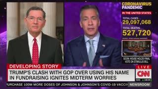 Sen. John Barrasso And Jim Sciutto Discuss Republican Unity