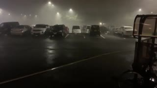 Insane up-close footage of Typhoon Faxai's devastation
