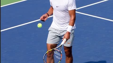 Hot tennis player