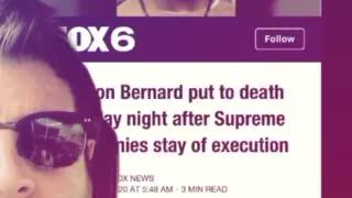 Brandon get death penalty