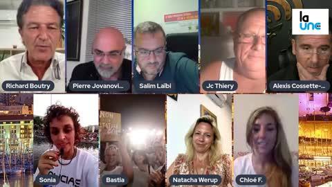 Bastia et Madrid à l'honneur sur le Live de La Une TV