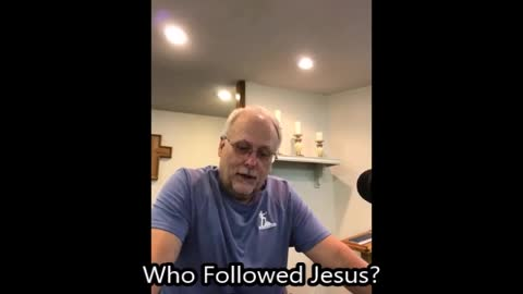 The People Who Followed Jesus