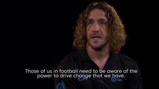 Gerard Pique pays tribute to Barcelona great Carles Puyol