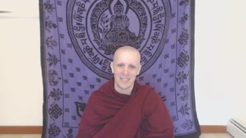 "#1 ""A Bhikkhu's Journey"" : Four Months as a Bhikkhu"