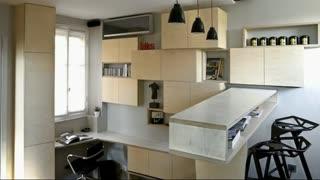 Beautiful Micro Apartments Design Ideas