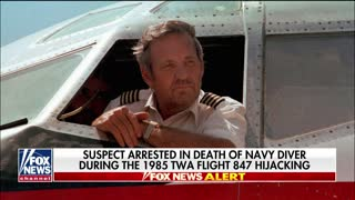 Hijacker That Allegedly Killed American On TWA Flight 847 Arrested