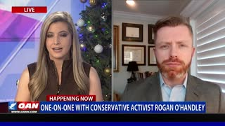 Conservative activist Rogan O'Handley talks Electoral College, Big Tech & more with OAN
