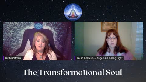 The Transformational Soul Show Special Guest: Laura Romeiro 2June2021