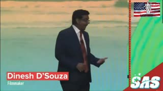 DINESH D'SOUZA SPEAKS AT TURNING POINT USA (12/20/20 - DAY 2)