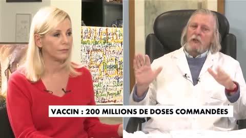 """Didier Raoult : """"Si on s'amusait à faire ce vaccin obligatoire, vous auriez une révolution"""" Chiche"""