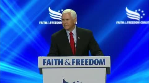 """Mike Pence Booed And Called """"Traitor"""" At Conservative Conference"""