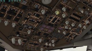 Flight Factor 767-200ER extended Demo Flight