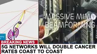 5G Networks Will Double Cancer Rates