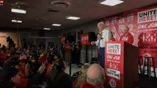 Joe Biden Admits He Doesn't Use His Brain Before He Speaks