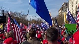MAGA Rally Washington DC 11/4/20