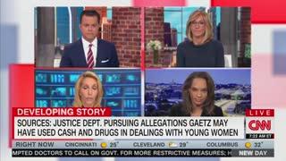 Dana Bash Discuss The Allegations Against Rep. Matt Gaetz