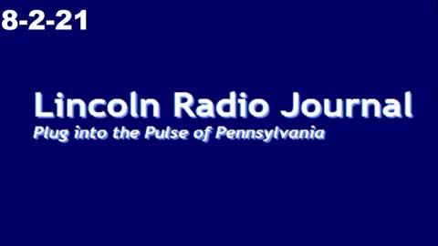 Lincoln Radio Journal 8-2-21