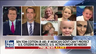 Cotton: Mexican government can't handle the cartel violence