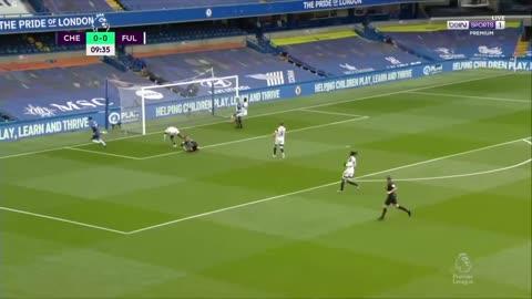 Chelsea Vs Fulham goals